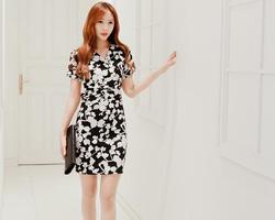 ?nh s? 20: Váy Hoa Mùa Hè 2014 - OVY213411 - Giá: 1.150.000