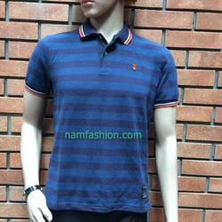 Ảnh số 4: Áo phông nam xuất khẩu, áo phông nam cổ tròn, áo phông nam cổ tim, áo phông nam cổ bẻ, áo phông nam hà nội, áo phông nam có cổ - Giá: 280.000