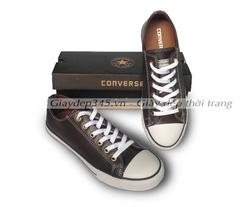 Ảnh số 75: Converse classic da - Giá: 450.000