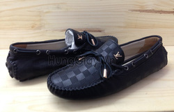 Ảnh số 28: Giày lười LV 1305 xanh - Giá: 1.100.000