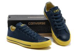 Ảnh số 46: Converse Neon navy - Giá: 450.000