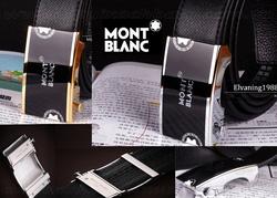 Ảnh số 33: Dây lưng Montblanc - Giá: 535.000