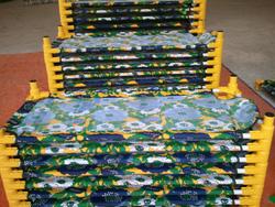 Ảnh số 1: giường bạt mầm non - Giá: 235.000