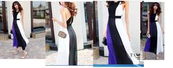Ảnh số 1: váy voan maxi - Giá: 450.000