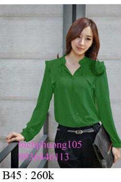 ?nh s? 45: Áo đủ màu đủ Size - Giá: 260.000