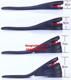 Ảnh số 65: Lót giầy tăng chiều cao - Giá: 139.000