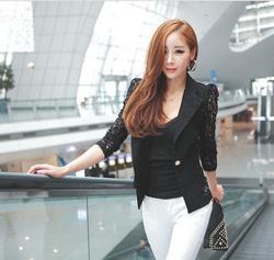 Ảnh số 97: Vest pha ren han quoc chat dep nha-895.000 - Giá: 895.000
