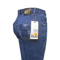 Ảnh số 25: Quần jean nữ cạp cao D&G 3306 - Giá: 360.000