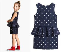 Ảnh số 2: váy HM be gái - Giá: 200.000