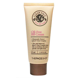 Ảnh số 7: BB CREAM OIL FREE THE FACE SHOP - Giá: 155.000