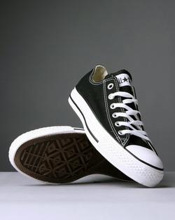 Ảnh số 8: converse đen vải clasic - Giá: 250.000