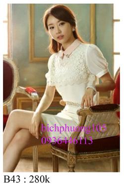 ?nh s? 43: Áo đủ màu đủ Size - Giá: 280.000