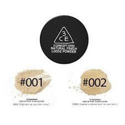 Ảnh số 33: Natural Finish Loose Powder ( Phấn bột 3 concept eyes) - Giá: 380.000