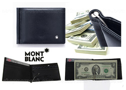 Ảnh số 28: Kẹp tiền Montblanc - Giá: 280.000