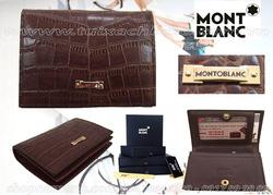Ảnh số 66: Ví card Montblanc - Giá: 350.000