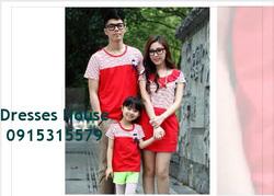 Ảnh số 14: Váy đôi cho mẹ và bé - Giá: 620.000