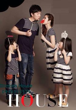 Ảnh số 20: Váy đôi cho mẹ và bé - Giá: 750.000