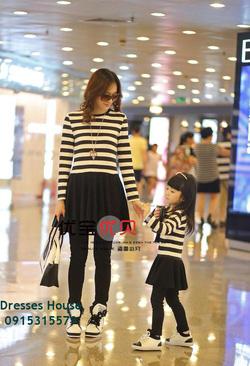 Ảnh số 34: Váy đôi cho mẹ và bé - Giá: 680.000