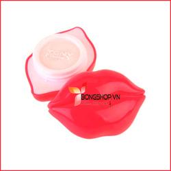 Ảnh số 77: Tẩy da chết môi Kiss Kiss Lip Scrub Tonymoly - Giá: 130.000
