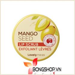 Ảnh số 22: Tẩy da chết môi mango seed lip scrub exfoliant lèvres - Giá: 150.000