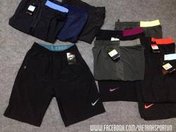 Ảnh số 28: Quần short Nike Gladiator , cạp phối nhiều bản mầu - Giá: 250.000