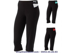 Ảnh số 19: Fila Work-Out Fitness Capri Pants - Giá: 240.000