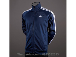 Ảnh số 2: Adidas Essential 3Stripes Jacket - Giá: 520.000
