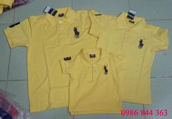 Ảnh số 4: Áo Polo màu vàng - Giá: 330.000