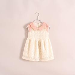 Ảnh số 65: váy ren bé gái - Giá: 220.000