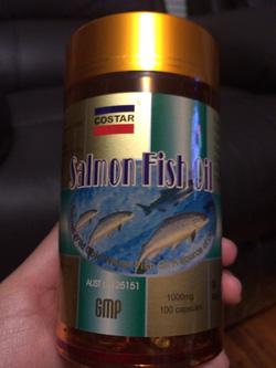 Ảnh số 16: Salmen Fist Oil - Giá: 550.000