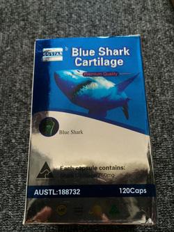 Ảnh số 18: Blue Shark  Cartilage - Giá: 650.000