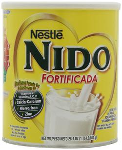Ảnh số 38: Sữa Nido Fortificada- Sữa tươi đóng khô, nguyên kem - Giá: 660.000
