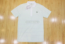 Ảnh số 24: Lacoste Stretch-Fit Striped Polo - Giá: 2.470.000