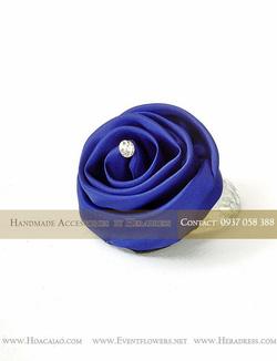 Ảnh số 12: Hoa cài áo AF0003BL01 - Giá: 65.000