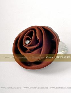Ảnh số 16: Hoa cài áo AF0003BR02 - Giá: 65.000