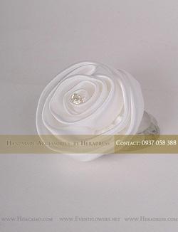 Ảnh số 17: Hoa cài áo AF0003BW06 - Giá: 65.000