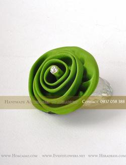 Ảnh số 18: Hoa cài áo AF0003GR01 - Giá: 65.000