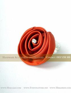 Ảnh số 19: Hoa cài áo AF0003OR06 - Giá: 65.000