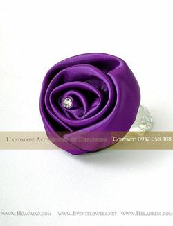 Ảnh số 28: Hoa cài áo AF0003VI08 - Giá: 65.000