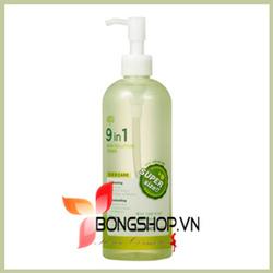 Ảnh số 84: Nước hoa hồng 9 in 1 Skin Solution Toner - The Face Shop - Giá: 280.000