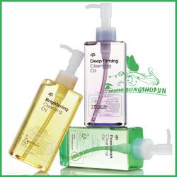Ảnh số 86: Tinh dầu tẩy trang Pore Clean Cleansing Oil - Giá: 270.000