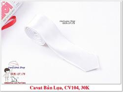 Ảnh số 38: Cavat Nam, Cavat Bản Nhỏ,  Nơ Đeo Cổ Nam, Cavat Hàn Quốc, Nơ Đeo Cổ Hàn Quốc - Giá: 30.000