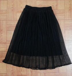 Ảnh số 33: Chân váy vải tulle Hàn Quốc, cạp chun - Giá: 250.000
