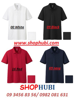 Ảnh số 28: Áo phông Polo EX công nghệ Dry Uniqlo Nhật 2014 - Giá: 550.000