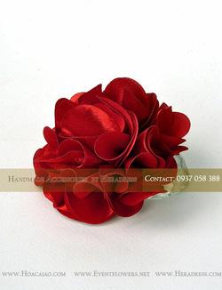 Ảnh số 51: Hoa cài áo AF0007RE02S3 - Giá: 55.000