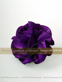 Ảnh số 53: Hoa cài áo AF0007VI01S3 - Giá: 55.000
