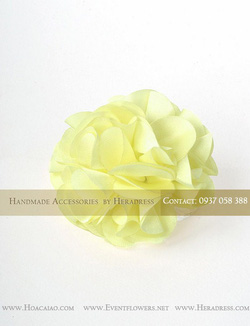 Ảnh số 57: Hoa cài áo AF0007YL02S3 - Giá: 55.000