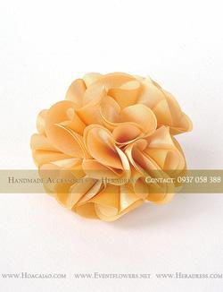 Ảnh số 59: Hoa cài áo AF0007YL10S3 - Giá: 55.000