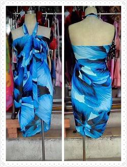 Ảnh số 3: Khăn sarong - Giá: 90.000