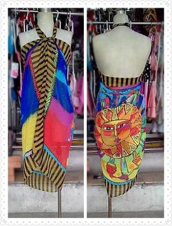 Ảnh số 4: Khăn sarong - Giá: 90.000